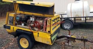1988 Atlas Copco XAS 85DD Air Compressor