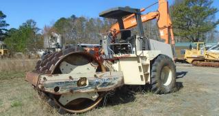 1994 Ingersoll Rand SD115F Pro Pac Roller (Needs Repair)