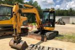 2004 New Holland EH45 Mini Excavator