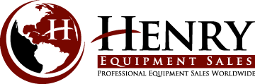 HENRY Equipment Sales - Professional Equipment Sales Worldwide