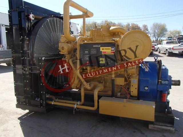 Caterpillar 3508C Marine Propulsion Engine (#345) - Henry